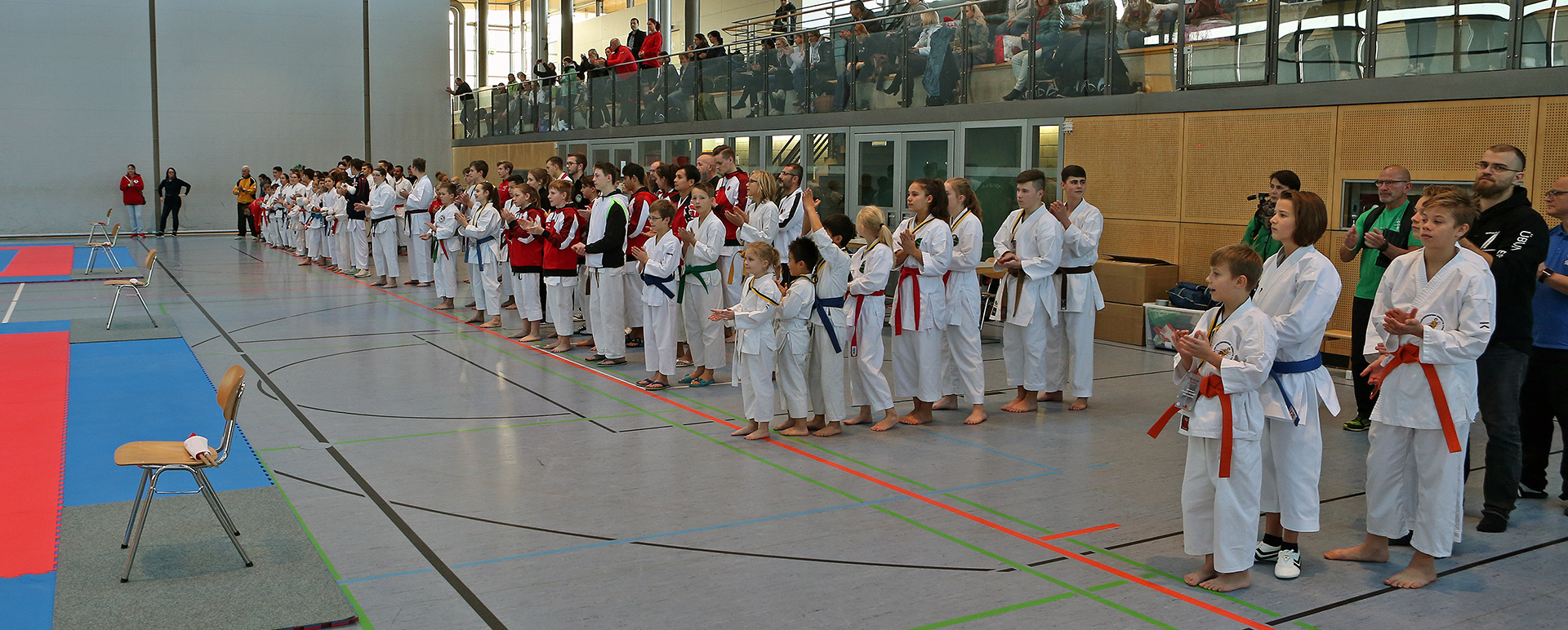 JKD Cup am 17. November 2018 in Dessau-Roßlau